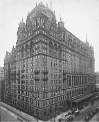 Old Waldorf Astoria Hotel