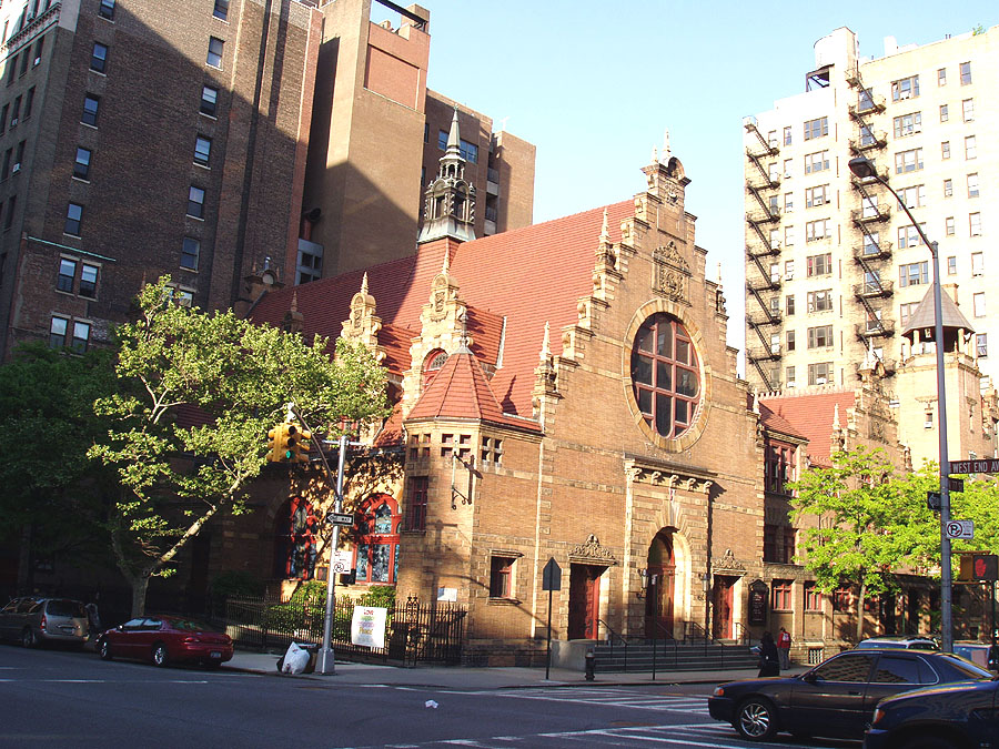 West End Collegiate Church - New York City (photo: Steven E. Lawson)
