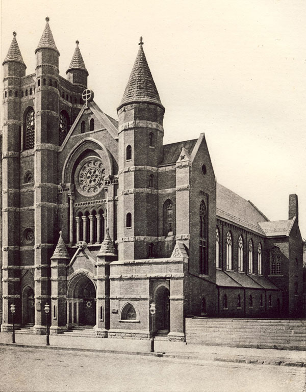 Zion and St. Timothy Protestant Episcopal Church - New York City (Diocese of New York Archives)