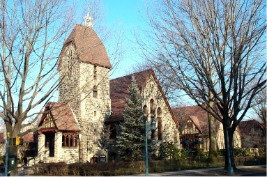 The Church-in-the-Gardens - Forest Hills (Queens), NY