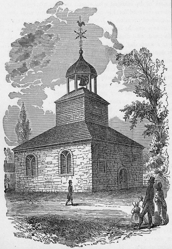 1699 Stone Church - Jamaica (Queens), NY