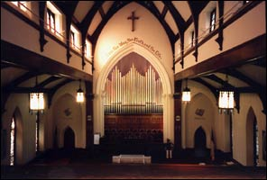 Wicks Organ, Op. 2186 (1940) in the First Presbyterian Church of Newtown - Elmhurst (Queens), NY