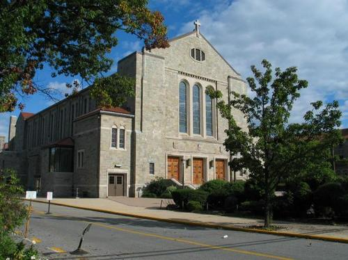 Church of the Immaculate Conception - Jamaica (Queens), N.Y. (photo: panoramio.com)
