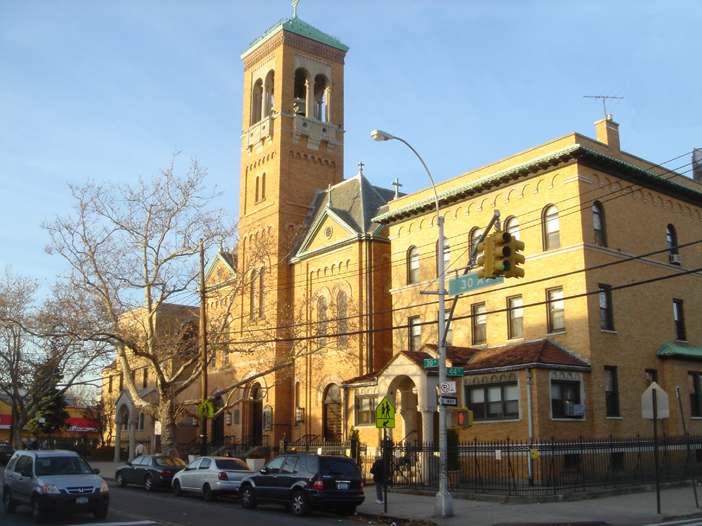 St. Joseph's Catholic Church - Astoria (Queens), NY
