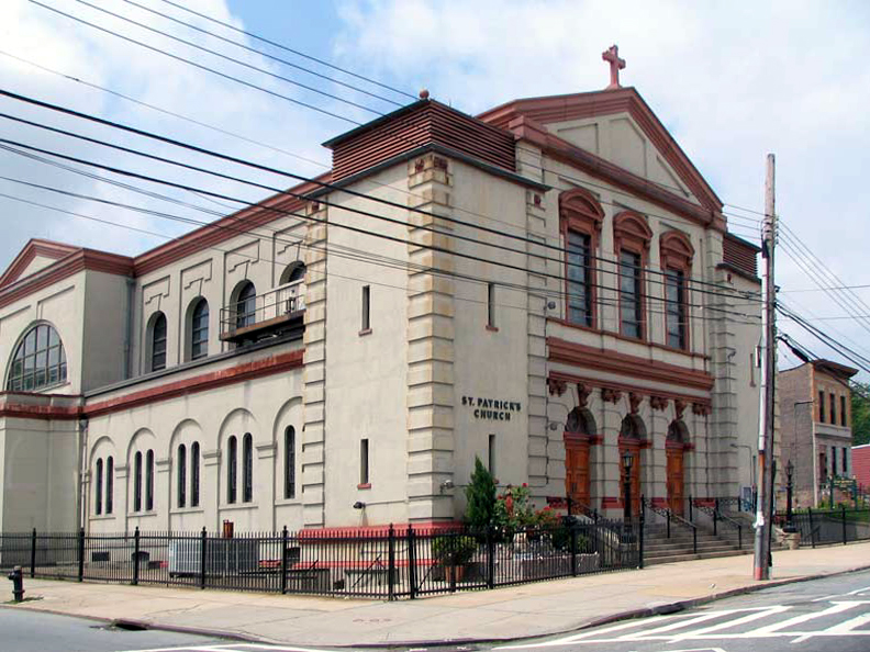 St. Patrick Catholic Church - Long Island City, NY