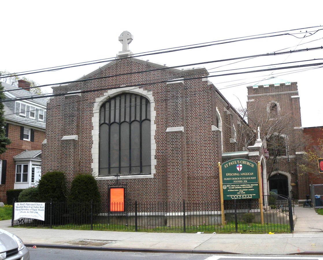 St. Paul's Episcopal Church - College Point (Queens), NY